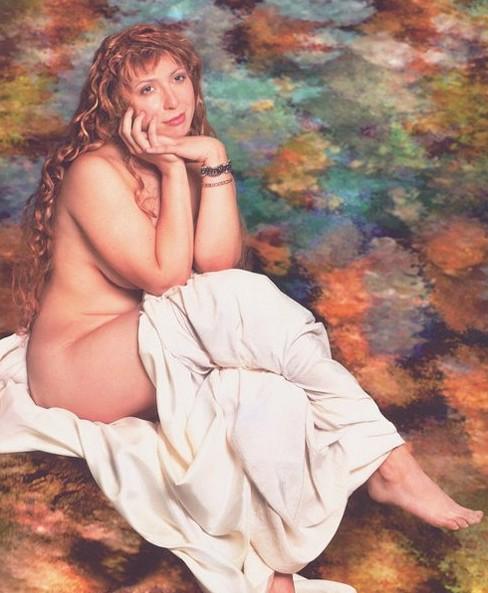 Порно фото, голая Яна Чурикова. . Удивительный человек, очень позитивная и