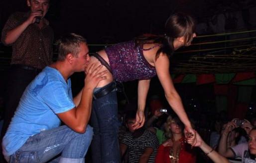 Засветы в ночных клубах фото