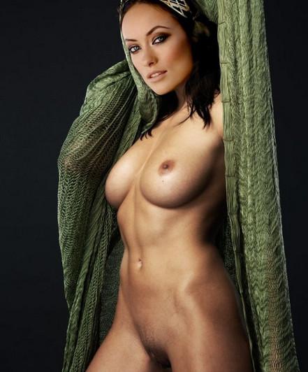 Оливия уайдл порно