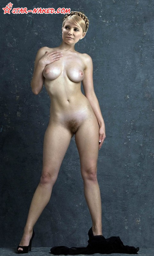 юлия тимошенко совсем голая фото