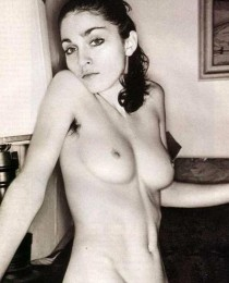 Голая Мадонна Фото и Видео